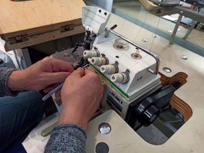 Servis šijacích strojov